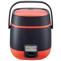 Cheap Auto Stay Warm  Mini Electric Rice Cooker One Button Operation Leek Handle Design for sale