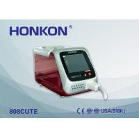 Cheap HONKON Portable 300W Permanent Hair Removal 808Nm Diode Laser Machine For Sale for sale