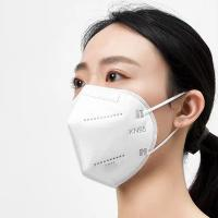 Cheap 5 Ply Disposable KN95 Medical Mask Breathable Protective Face Mask for sale