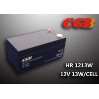 Cheap 3.5AH Back Up Regulated Lead Acid Battery , Lightweight 12v Deep Cycle Battery wholesale
