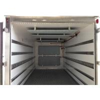 China Low Temperature Refrigerated Truck Bodies Freezer Truck Body With Eutectic Plate Units on sale