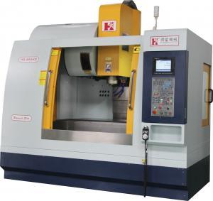 Cheap 3 / 4 axis Vmc Machining Center, 10,000rpm Cnc High Speed Machining Center for sale