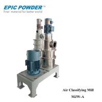 China Laboratory Used Disk Mill Grinder , Aluminum Oxide Powder Micro Hammer Mill on sale