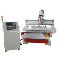 Linear Auto Tool Changer CNC Router with Moving Tool Post