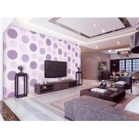Cheap 70cm width high quality fireproof,waterproof and mould proof  PVC vinyl wallpaper for sale