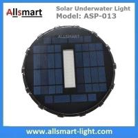 Buy cheap Solar Underwater Lights for Swimming Pool Solar Underwater Spotlights Wall Mounted Solar Ponds Lights Solar Pool Lights from wholesalers