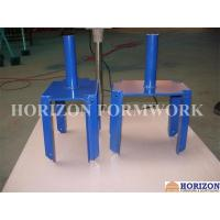 Buy cheap Q235 Steel Scaffolding Fork Head Painting / Galvanized Finishing from wholesalers
