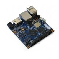 China Factory price Quad Core 1GB with wifi&bluetooth banana pi M2+ single board computer better than raspberry pi on sale