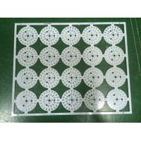 Cheap LED Spotlight Round LED PCB Board Manufacturers Pcb Fabrication Service for sale