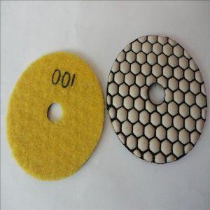 Cheap dry diamond pad for polishing for sale