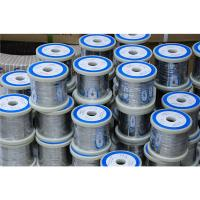 Cheap N8 Nickel Chromium Alloy Wire / Nickel Flat Wire For Industry Sealing Machine for sale