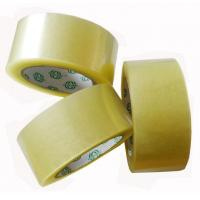 Cheap BOPP logo adhesive tape packing tape on hot sale for sale