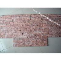 Buy cheap Quartzite stone venner panel supplier from wholesalers