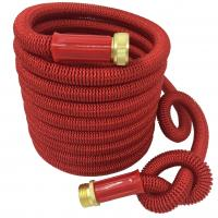 China Expandable Garden hose,50FT, 2016 New design, strongest garden hose, brass coupling on sale