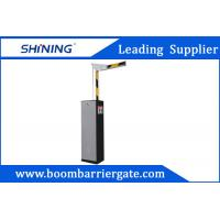 RetractableSecurity Traffic Boom Barrier,Entrance Barrier Gate With Folding Arm