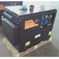 Cheap low price  portable type 5kw silent diesel generator air cooling  home use hot sale for sale