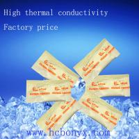 Cheap Conductive silicone thermal grease for high power electrial components 0.5g for sale