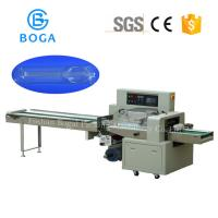 China Sami Automatic Pillow Wrapping Machine / Fork Spoon Packaging Machine on sale