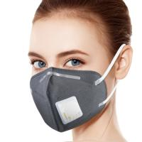 Cheap Disposable Anti Virus KN95 Dust Face Mask Comfortable For Personal Protective for sale