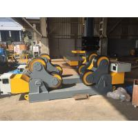 Cheap 80 Ton Loading Capacity Pipe Turning Rolls Vessel Diameter 850-500mm for sale