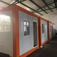 Cheap Prefab Modified Container House Flat Packed Container for sale