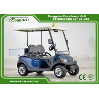 Buy cheap EXCAR 48V Electric Golf Cart Utility Vehicles Italy Graziano Axle from wholesalers