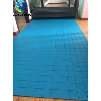 Cheap Baseball Pitch Artificial Grass Shock Pad Underlay Flame Retardant Outdoor wholesale