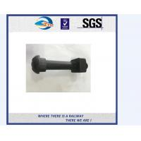 Cheap Railway sleeper bolts tunnel railroad track bolts oxide black for sale