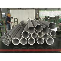Cheap TP410 Stainless Steel Seamless Pipe SS Tube A268 6 Meter Fixed Length for sale