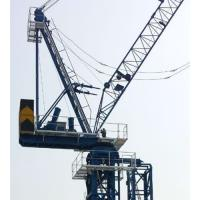 Cheap Construction Tower Crane Luffing Tower Crane , Jib Length 40m wholesale