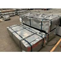 Cheap 600~1250mm 30-275g/m2 Galvanized Steel Corrugated Roof Panel for sale