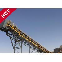 Buy cheap Mining Coal Industry Truck Loading Belt Conveyor , High Load Loading Belt from wholesalers