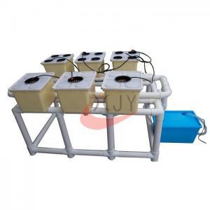 China Hydroponic Grow Used Dutch Bucket System Dutch Bucket Hydroponic System For Sale on sale