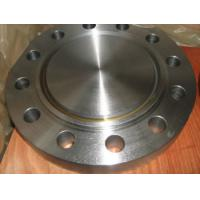 China Forging Parts Flanges and Flanged Fittings -FLANGE BLDRF SA105 150# 1/2-24 on sale