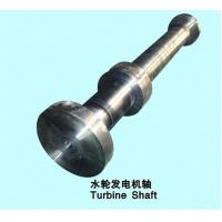 Cheap Bright Skin, 42CrMo, Forged Carbon / Alloy Steel Turbine Shafts ASTM ASME for Industrial, ISO9001 for sale