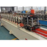 Cheap CE Passed Full Automatic Door Frame Roll Forming Machine With Hydraulic Cut for sale