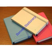 Cheap A5 Size Advertising Leather Composition Promotional Notebook,Promotional Notebook for sale