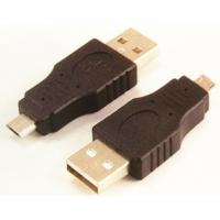 Cheap USB 2.0 A Usb Male To Micro Usb Adapter Instant Charging , No Cords To Mess Up for sale