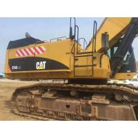 Cheap Caterpillar 374DL Second Hand Earthmoving Equipment 9321 Hours With CE for sale