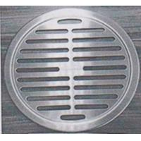 Cheap Export Europe America Stainless Steel Floor Drain Cover11 With Circle (Ф150.8mm*3mm) wholesale