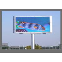 Cheap Concave Nationstar Outdoor Waterproof Led Advertising Panels P8  High Brightness for sale