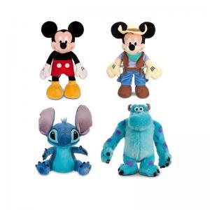 Cheap Fashion Disney Monsters University Sullivan Baby Plush Toys Soft 25cm for sale
