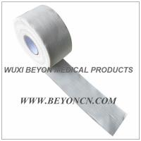 Cheap White Non - Elastic Strip Glue Sports Strapping Tape Fix Hot Cold Packs In Position wholesale