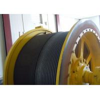 China Fixed / Moveable Electric Hoist Winch 720-960r/Min Speed For Underground Mining on sale