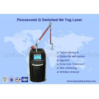 Cheap 2000W high power picosure laser/pico laser new laser for tattoo removal machine for sale