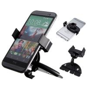 Buy cheap Adjustable Samsung Car Phone Holder , ABS Black Car CD Slot Mount from Wholesalers
