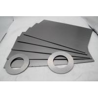 Cheap High Purity Reinforced Graphite Sheet With Tanged Metal SGS Certification for sale