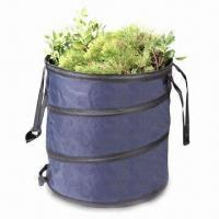 Cheap Garden Bag, Made of Polyester Fabric, Measures 47x50cm for sale