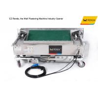 Buy cheap Cement Plastering Machine for Internal Wall Rendering Single Phase 220V from wholesalers