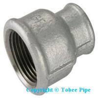 Cheap Galvanize Malleable Iron Reducing Fittings for sale
